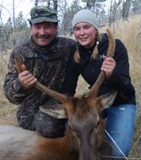 Utah Spike Elk Hunt and Utah Cow Elk Hunt, Utah Elk Hunts