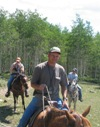 Uinta horseback riding and trail ride adventures.