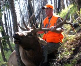 Utah Book Cilffs Limited Entry Elk Hunt, Utah Elk Hunts